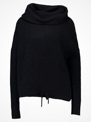 Vero Moda VMHELEN STRING  Stickad tröja black beauty