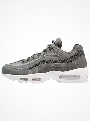 Nike Sportswear AIR MAX 95 PREMIUM SE Sneakers river rock/white/team orange