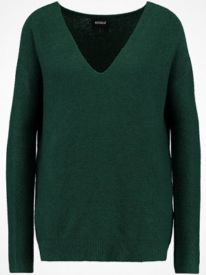 Kookai Stickad tröja vert anglais