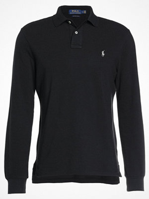 Polo Ralph Lauren BASIC SLIM FIT Piké polo black