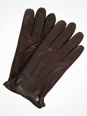 Handskar & vantar - Lloyd Men's Belts Fingervantar dark brown
