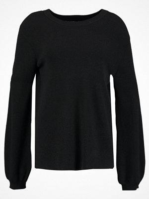 Tröjor - mbyM ALBANY Stickad tröja black