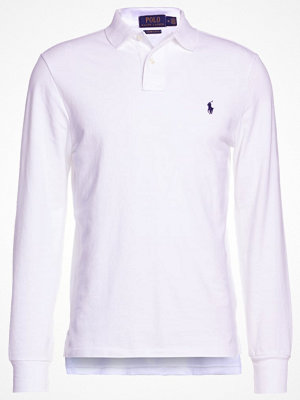 Polo Ralph Lauren BASIC SLIM FIT Piké white