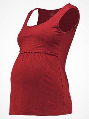 Spring Maternity ABBEY  Linne maroon