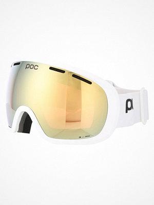 Skidglasögon - POC FOVEA CLARITY Skidglasögon hydrogen white/spektris gold