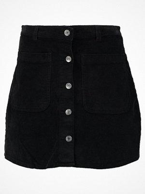 Vero Moda VMGRACE WIDE SKIRT  Alinjekjol black