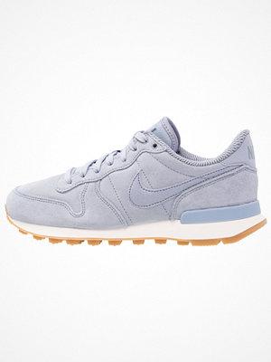 Nike Sportswear INTERNATIONALIST Sneakers glacier grey/dark sky blue/light brown