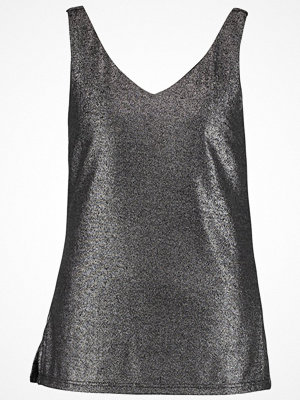 Anna Field Linne silver/black