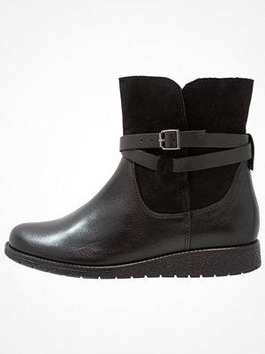 Boots & kängor - KIOMI Stövletter med kilklack black
