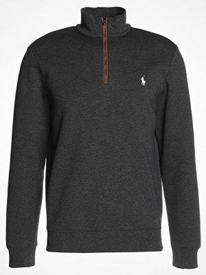 Sportkläder - Polo Ralph Lauren Golf ATHLETIC INTERLOCK Funktionströja union grey heather