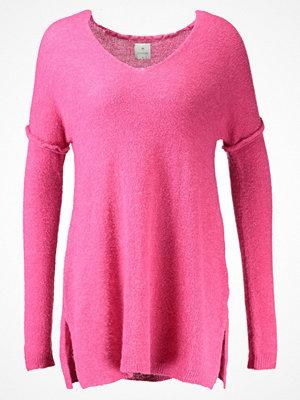 Culture ZELMA  Stickad tröja fandango pink