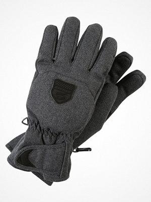 Handskar & vantar - Ziener GRAZIAS Fingervantar black