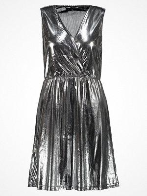 Vero Moda VMSILVIA  Cocktailklänning black/silver