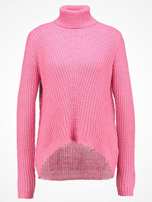 Jdy JDYSANNA  Stickad tröja aurora pink