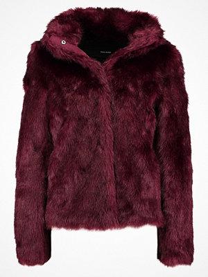 Vero Moda VMBELLA Vinterjacka dark red