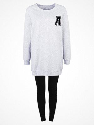 Even&Odd SET Pyjamas black/light grey