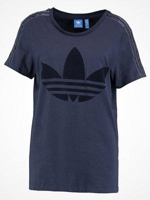 Adidas Originals Tshirt med tryck navy