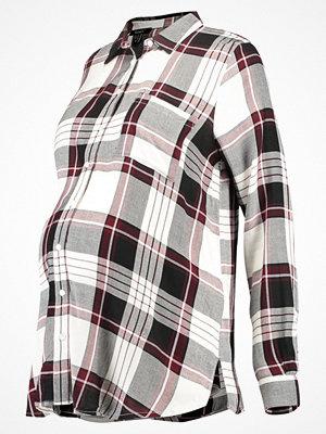 New Look Maternity Skjorta white pattern