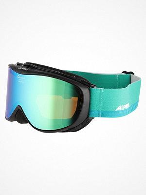 Skidglasögon - Alpina CHALLENGE 2.0. HM Skidglasögon black