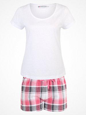 Even&Odd SET Pyjamas grey/red