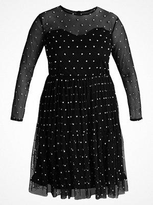 Lace & Beads Curvy LOLITA SHORT DRESS Cocktailklänning black