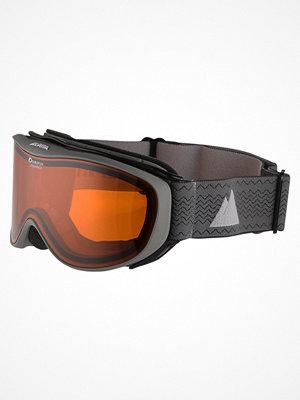 Skidglasögon - Alpina CHALLENGE 2.0. D Skidglasögon anthracite