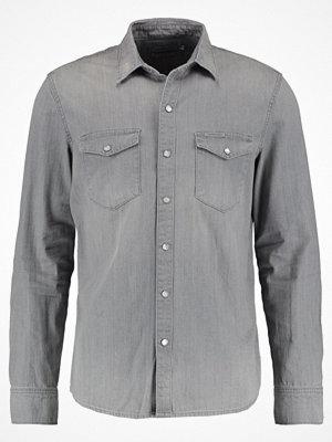 Skjortor - Calvin Klein Jeans CLASSIC SLIM FIT Skjorta grey zone