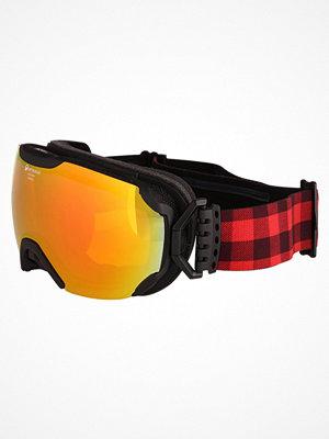 Skidglasögon - Alpina PHEOS S QMM Skidglasögon black matt