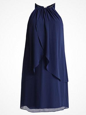 Anna Field Curvy Cocktailklänning dark blue