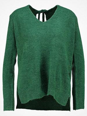 NA-KD NAKD TIE BACK  Stickad tröja green