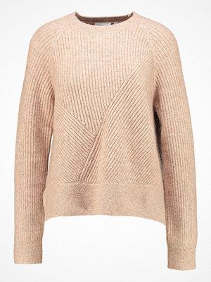 Weekday DELINA  Stickad tröja light grey melange