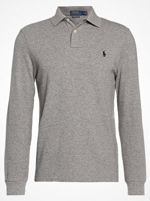 Polo Ralph Lauren BASIC SLIM FIT Piké grey