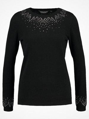 Dorothy Perkins DIAMONTE YOKE  Stickad tröja black