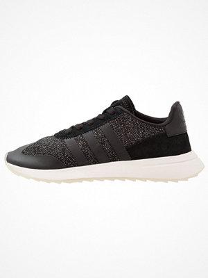 Adidas Originals FLASHBACK Sneakers core black/crystal white