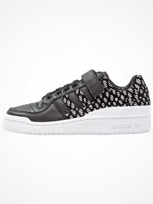 Adidas Originals FORUM LO Sneakers core black/footwear white