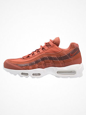 Nike Sportswear AIR MAX 95 PREMIUM SE Sneakers dusty peach/white/team orange/black