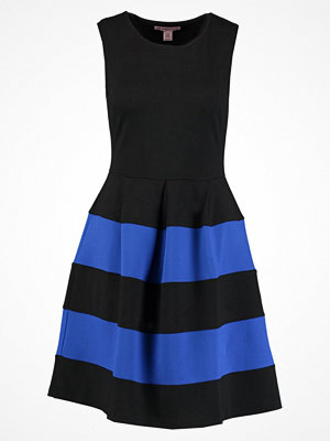 Anna Field Jerseyklänning royal blue/black