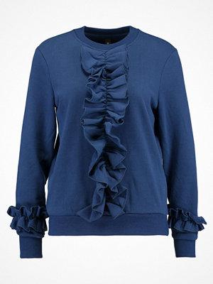 YAS YASPARISA Sweatshirt estate blue
