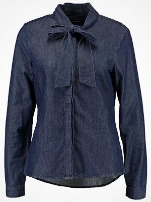 Vero Moda VMNALA Skjorta dark blue denim