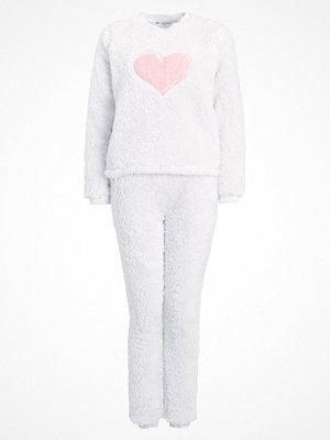 Even&Odd HEART SET Pyjamas light grey