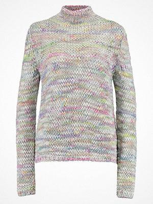 Benetton Stickad tröja multicolor