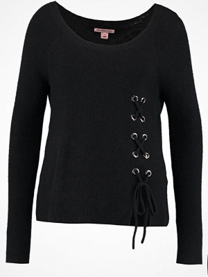 Anna Field Stickad tröja black