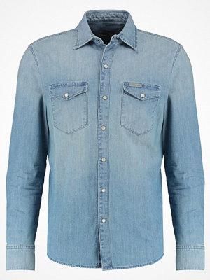 Skjortor - Calvin Klein Jeans SLOW SLIM FIT Skjorta slow blue