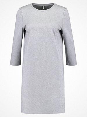 Only ONLNADIA  Jerseyklänning light grey melange