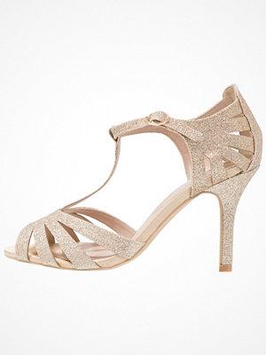 Dorothy Perkins BETH Sandaletter metallic