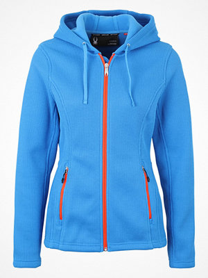 Sportjackor - Spyder ENDURE HOODY MID  Fleecejacka french blue