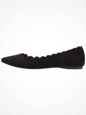 Dorothy Perkins PASHA Ballerinas black