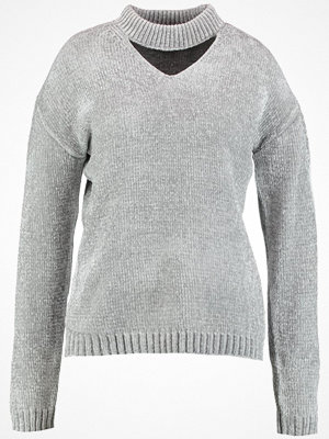 Dorothy Perkins CHENILLE  Stickad tröja dark grey