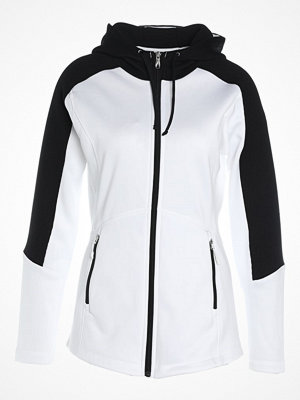 Sportjackor - Spyder BANDITA FULL ZIP Fleecejacka white/black