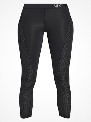 Nike Performance PRO HYPERCOOL CAPRI Tights black/clear